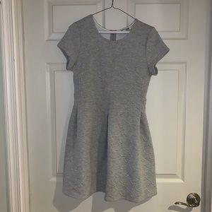 Gray Francesca's Dress